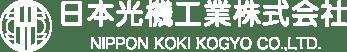 日本光機工業株式会社のロゴ